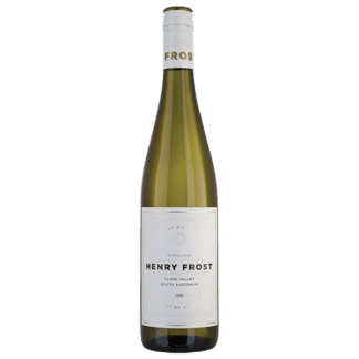 Henry Frost Riesling