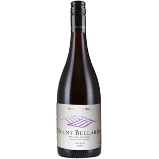 Mount Bellarine Shiraz wine bottle